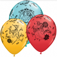 Elena of Avalor Balloons - 11 Inch Balloons (25pcs)
